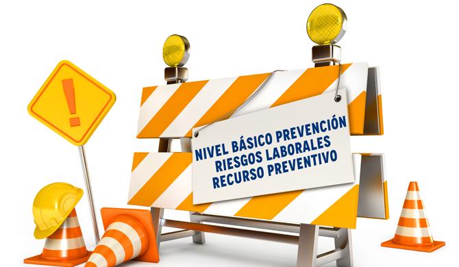 Recurso Preventivo - Nivel Básico PRL Minería 70h ( 50h on-line 20h presenciales)